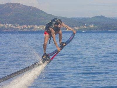 Clase de hoverboard en Vigo de 30 minutos