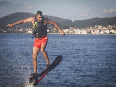 Curso de Hoverboard en Vigo durante 40 minutos