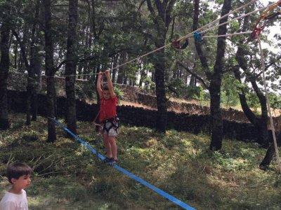 Campamento urbano de aventuras Casavieja 2 semanas