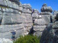 desafíos de escalada