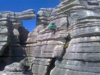 rocas para escalada