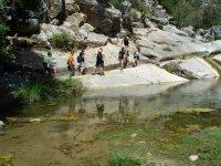 hiking ponds
