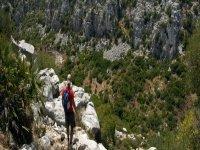 rutas por montañas