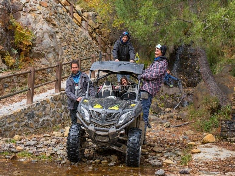 Excursión en buggy off the road