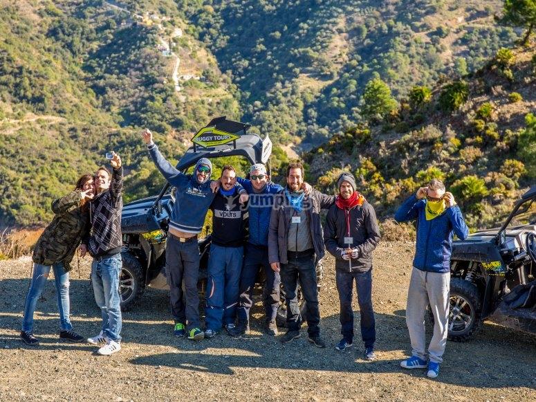 Ruta en buggy por los Montes de Ojén