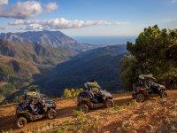 Salida en buggy por la montaña