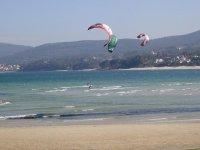 风筝冲浪运动