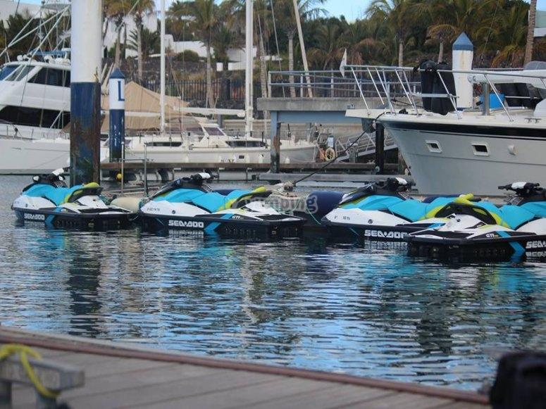 Flota de motos