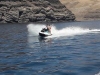 海湾喷气滑雪