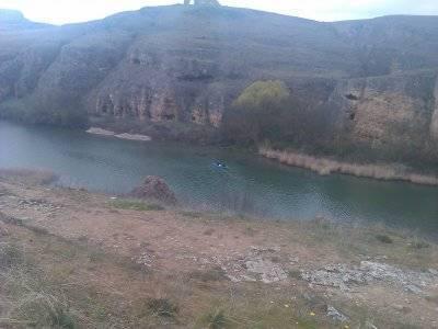 Senderismo 3 horas en la ribera del Duratón