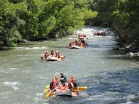Stag party+rafting+canyoning in Sort