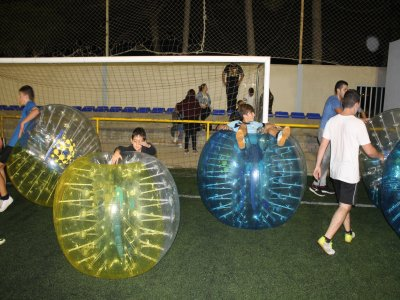 Bubble football rental, Chiclana&nearby 1 hour