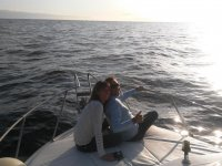 Paseo al atardecer en barco en Tenerife 2h Adultos