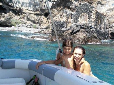 Avistamiento cetáceos y snorkel Tenerife 3h niños