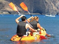Alquiler de kayak biplaza
