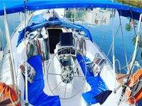 Barco a motor para navegar por Estepona