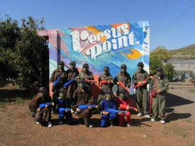 Versus Point Paintball