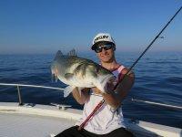 Pescar al currican en la costa malagueña 2 horas