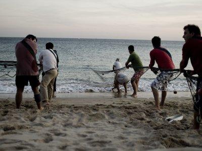 Pesca deportiva currican en Málaga 4 horas