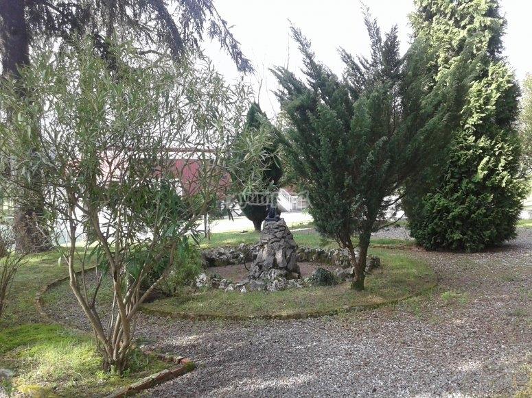 Parque del campamento