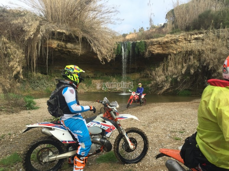 Trip through El Bruc