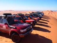 Marruecos, disfrutando e las vistas