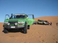 Marruecos, de ruta por las dunas