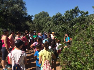 Senderismo Parque Natural de Cardeña Montoro 4h