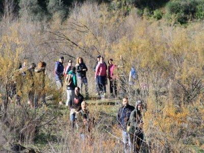 徒步旅行和洞穴Fuensanta,Montoro 4h
