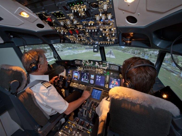 Preparazione del volo