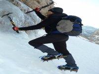 Alpinismo en hielo