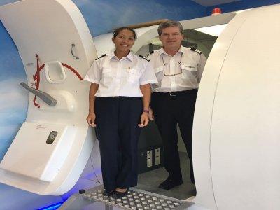 Volo nel simulatore di Puerto Banús 1 ora e 30 minuti