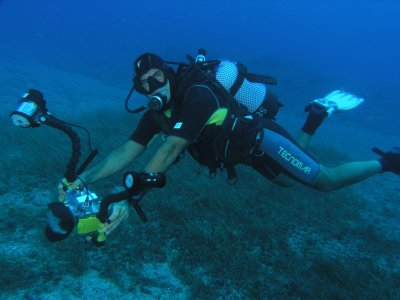 Advanced Open Water Diver + Nitrox course Tenerife