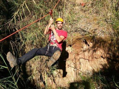 Multi-Adventure Circuit in Family, Montoro, 3h