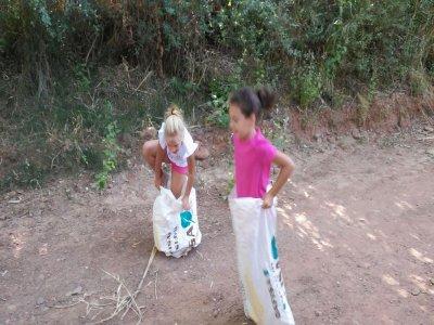 Escapada multiaventura en Fuensanta para colegios