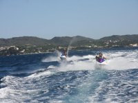 Jet ski excursion in Barcelona