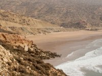 Union del desierto con el mar