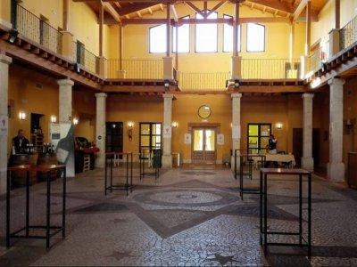 Winetourism and trekking in Colmenar de Oreja