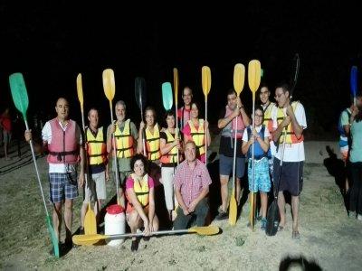 Enoturismo y kayaks en Colmenar de Oreja 5 horas