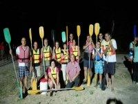 Kayak con Narciso