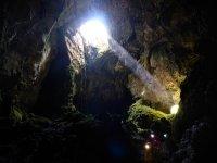 Espeleo en la cueva