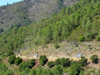 Ruta 4x4 en las Sierras elegidas 1 día