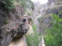Enjoy climbing in the middle of nature