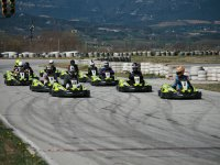 Carrera de karts en Osuna