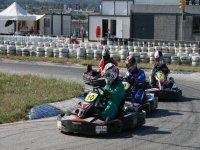 Competición karting en Osuna