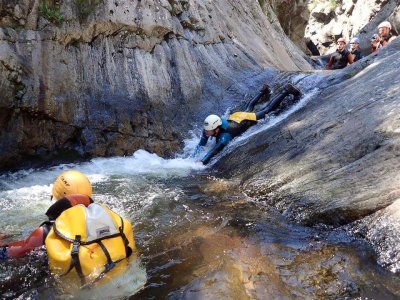 Canyoning In The French Pyrenees + Pictures