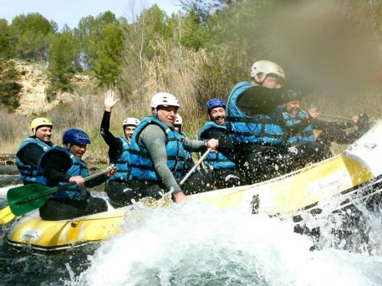 Vieni rafting