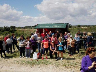 Enoturismo viñedo y almuerzo en Colmenar de Oreja