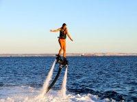Curso de flyboard en Port Calanova 15 minutos