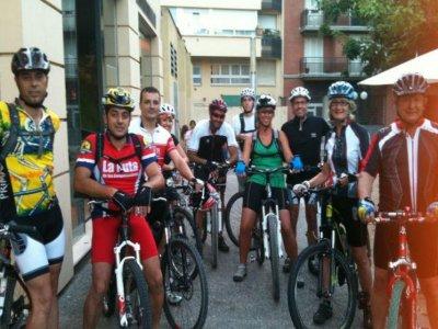 Alquiler diario bici de carretera por Girona